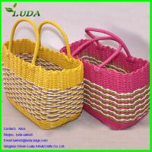 Cheap ladies' straw shoulder bag for sale