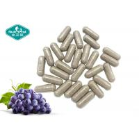 Quality Super Enhanced Resveratrol with Grape Seed Extract Capsule for Antioxidant wholesale