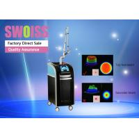 Cheap Carbon Peel ND Yag Laser Machine For Birth Mark / Otas Nevus / Speckle Removal for sale