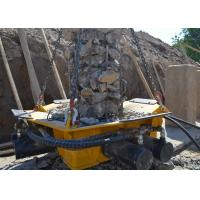 China SPF 4 Square Concrete Pile Breaker Hydraulic With Five Patented Technologies on sale