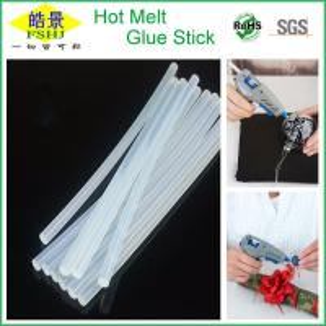 Cheap EVA Non Toxic Hot Glue Sticks For PVC Toys Sealing White Transparent wholesale
