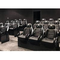 Cheap Luxury Mition 5D Flight Simulator Cinema In Saudi Arabia / 5D Cinema Seats for sale