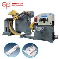 Cheap Hydraulic Metal plate straightening machine Rolling Car Front Window Lower Panel for sale