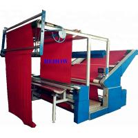 Cheap Open Width Knitted Fabric Inspection Machine 3600*3000*2000mm With Tension Control for sale