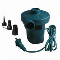 China 220V AC Electric Air Pump, Inflator/Deflator, Various Colors Available, CE-mark on sale