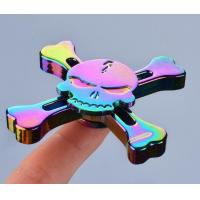 EDC New Colorful One Piece hand spinner, decompression fidget spinner toys factory price
