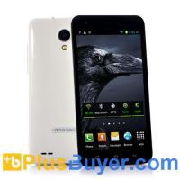 China Kutkh - 5 Inch Budget Quad Core Phone (Android 4.2, 1.2 GHz CPU, 3G, Dual SIM, 4GB) on sale