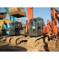 Cheap 0.8cbm Capacity Used Excavator ISUZU 6bGiT Engine / Used Heavy Equipment wholesale