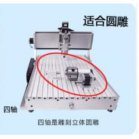Cheap CNC ROUTER ENGRAVING MACHINE ENGRAVER 6040T COOL SPINDLE MOTOR VFD 800W for sale