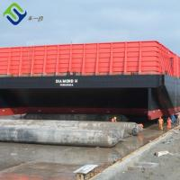 Cheap ISO9001:2015 factory made  2*24 m upgrading Floating Air Bags for sale