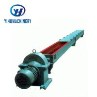 China U Type Inclined Animal Feed Screw Conveyor For Cement / Grain on sale