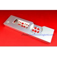 Buy cheap Audio Plate CNC Machining Process , Carbon Steel CNC Machined Components from wholesalers