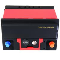 Cheap Lightweight Powerful Lifepo4 Car Battery 1500A 12.8V With BMS Quick Charge for sale