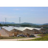 Buy cheap CE Mounting Greenhouse Solar System Tin Film Module Support Structure from wholesalers