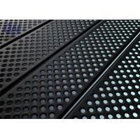 Cheap Attractive Perforated Metal Sheet Stainless Steel Perforated Plate with Oxidation for sale