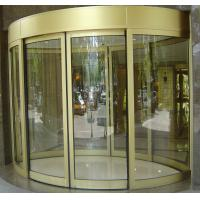 Cheap Curved Aluminium Glass Sliding Door/ Automatic Curved Sliding Door for sale