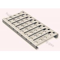 Quality FM Type Lock Interlocking Safety Grip Strut Grating For Platforms And Walkways wholesale