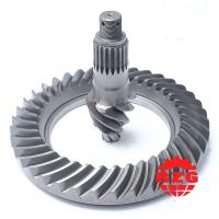 Bevel Pinion And Crown Wheel Rear Axle Ratio 6*38 for EQ Dong Feng automobile