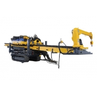 Cheap Crawler 210000N·M 1500T Horizontal Directional Drilling Rig for sale