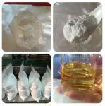 Cheap 99% Assay Male Sex Hormone Powder , Test E / Testosterone Raw Powder CAS 315 37 7 for sale