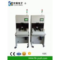 Buy cheap 10t / 30t / 80t Hydraulic Punching Machine For Metal Core Printed Circuit Board from wholesalers