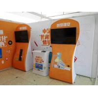 Quality Formulate Stretch Hop Up Fabric Display Stand For Exhibition wholesale