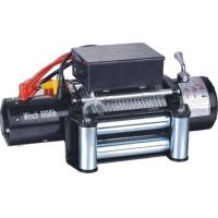 Cheap Most popular powerful 12V 8000 lbs electric winch for off road for Jeep Wrangler for sale