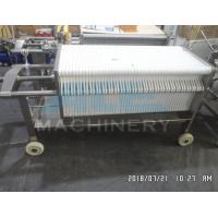 Cheap Pharmacy, Food, Biology, Beverage, Wine, Fine Chemical Cardboard Filter Press for sale