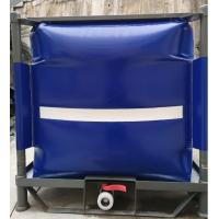 Multi Trip PVC Liquid Jumbo Bag For Water Oil Juice Storage And Transportation