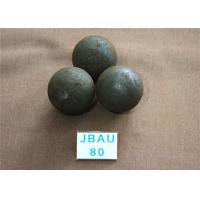 Wear Resistant Hot Rolling Steel Balls / Grinding Steel Ball for Ball Mill or Power Station