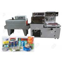 Cheap AC220V Food Packaging Sealing Equipment / Automatic Shrink Wrap Machine for sale