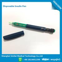 Medical Disposable Insulin Pens High Precision For Insulin Liraglutide Exenatide for sale