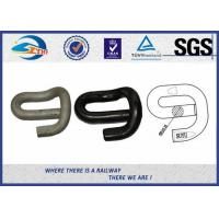 Cheap Track Fittings And Fastenings / Railway Track Fasteners For Rail Fastening Systems for sale
