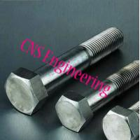 stainless steel hexagon bolts DIN and ANSI standard