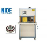Cheap Bldc Rotor Commutator Fusing Machine 20kw With 15 Sec / Pc Welding Efficiency for sale