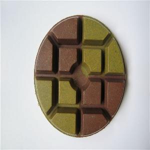 Cheap Concrete Dry Polishing Pads Xy-4fjs for sale