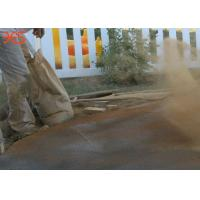 China Customized Color Concrete Floor Hardener, Dry Shake Concrete ColorBroadcast Powder on sale