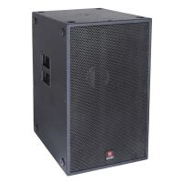 China Single 18'' Sub 1250W RMS Power pro audio subwoofer power sound loud speaker on sale