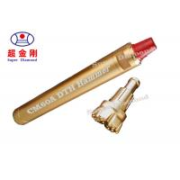 China DTH hammer M60/ /RH550 6/Mission60/CM60A, For drilling hard and abrasive rocks on sale