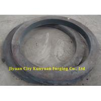 Cheap Machined Alloy Steel Forged Rolled Rings 35CrMo  42CrMo  ISO 9001 - 2008  OD 300 - 4000 mm for sale