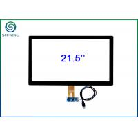 Cheap 21.5'' USB Capacitive Touch Screen Panel  For Multi Touch Monitor for sale
