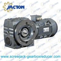 Cheap S97 SA97 SF97 SAF97 SAZ97 SAT97 Helical-worm Gearbox 4000Nm 11kw, 15kw, 18.5kw, 22kw for sale