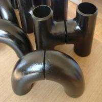 Astm a wpb pipe fittings with certificate of other