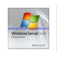Buy cheap Server 2008 R2 Datacenter Product Key , Online Software Activation from Wholesalers