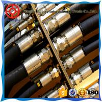 China HOSE REPAIR FITTING INDUSTRIAL HOSE DISCOUNT SPIRAL AND BRAIDED HYDRAULIC HOSE on sale