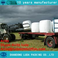 China Luda Pe Film Resistant Lldpe Silge Wrapping Film on sale