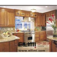 Cheap Solid wood kitchen cabinet for sale