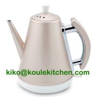 Cheap Stainless Steel Cordless electric turkish Tea Kettle wholesale