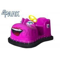 Cheap Safety Indoor Bumper Cars , Bumper Car Racing Larger Space For Older Children for sale