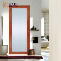 Cheap Swing Bathroom Doors With Glass For Interior SWD014 for sale